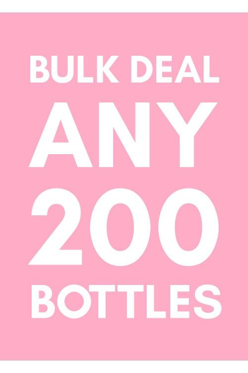 200 Bottles
