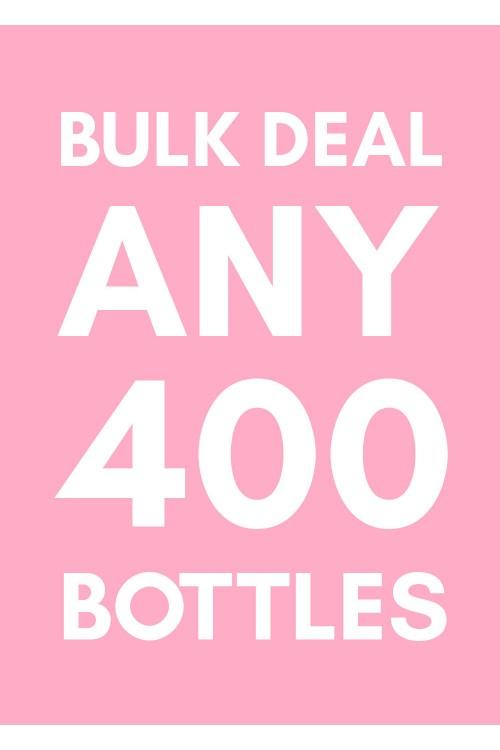 400 Bottles